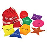 Educational Insights Shapes Beanbags, Learn Shapes, Toddler Toys, Preschool Toys