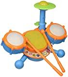 VTech KidiBeats Drum Set (Frustration Free Packaging)