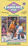 Mall Mania (Fabulous Five, Book 23)