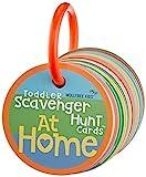 Toddler Scavenger Hunt Cards at Home