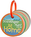 Toddler Scavenger Hunt Cooperative Card Game at Home