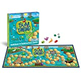 Learning Resources Sum Swamp Game, Homeschool, Addition/Subtraction, Early Math Skills, Math Games for Kids, Educational Board Games, Easter Games, Easter Gift for Kids, 8 Pieces, Ages 5+