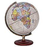 Waypoint Geographic Ambassador II Illuminated Desktop Globe, 12'