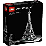 LEGO Architecture The Eiffel Tower Building Set by LEGO