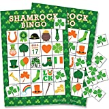St Patrick's Day Bingo Game for Kids - 24 Players