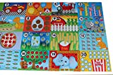 Curious Minds Busy Bags Counting Mats for Putty/Dough/Slime Modelling Compound, - Learning Toy
