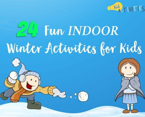 fun indoor winter activities for kids