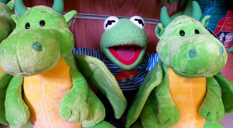 Frog Theme For Kids