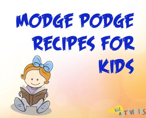 Modge Podge Recipes For Kids