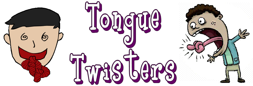 41 Fun Tongue Twisters For Kids