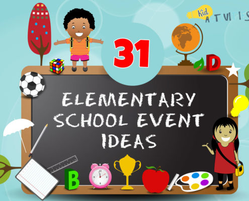 elementary school event ideas