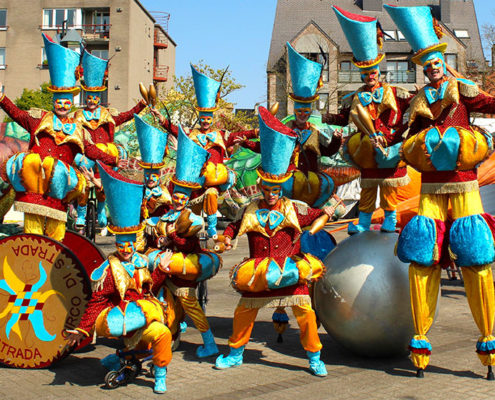 Circus and Carnival Theme
