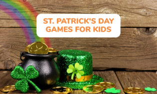 A collection of St. Patrick's Day and leprechaun games for kids.