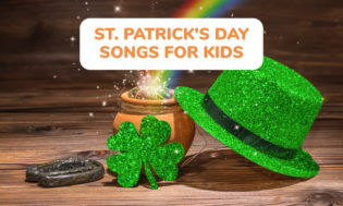 A collection of St. Patrick's Day songs for elementary kids.