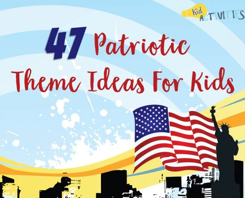 47 Patriotic Theme Ideas For Kids