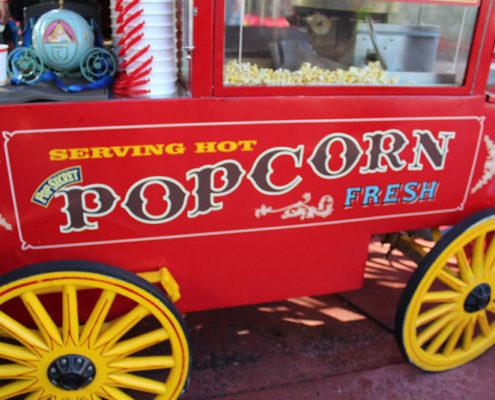 Popcorn Theme - Page 1