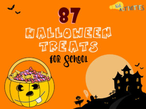 halloween treats for school