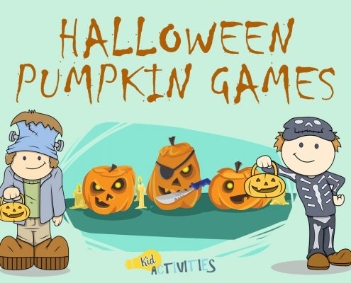 Halloween Pumpkin Games