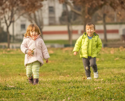 Kids' Indoor or Outdoor Walking Club