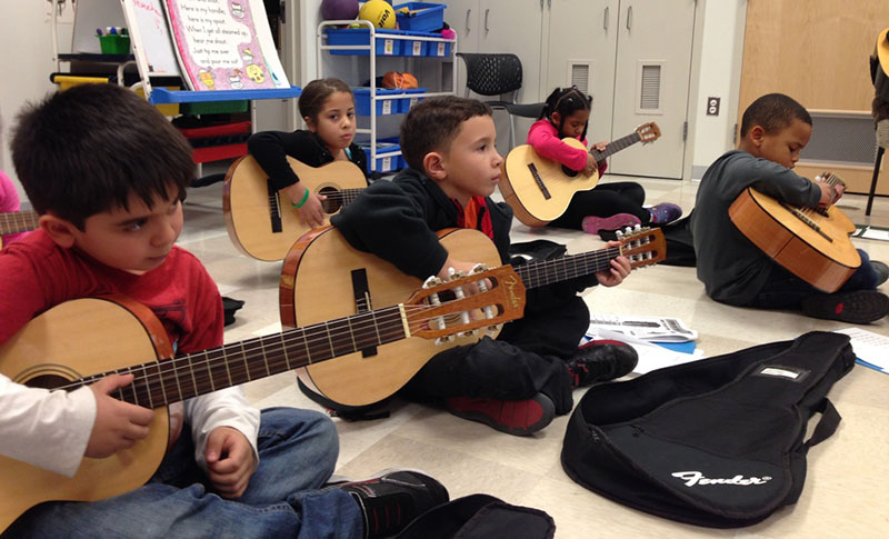 Music in School and After School Programs