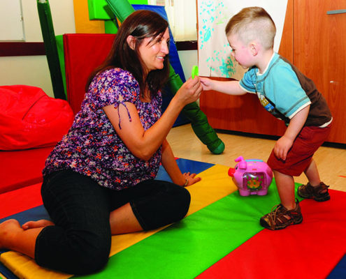 Setting Goals in Child Care Programs