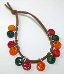 A pasta bracelet