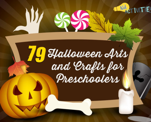 halloween arts and crafts for preschoolers