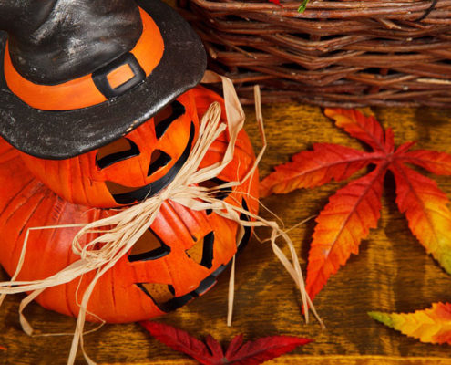 Autumn Decorating and Centerpieces