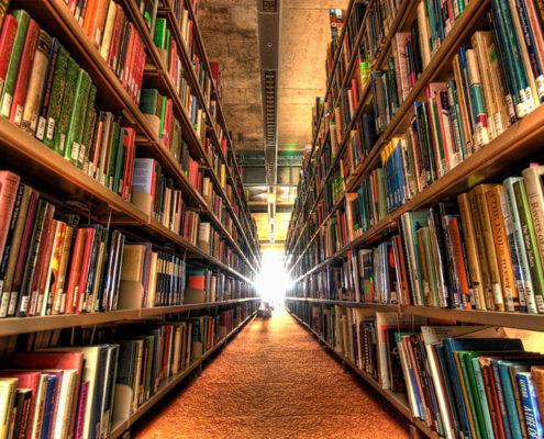 Book List Menu