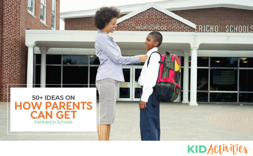 Ideas for parent involvement in schools