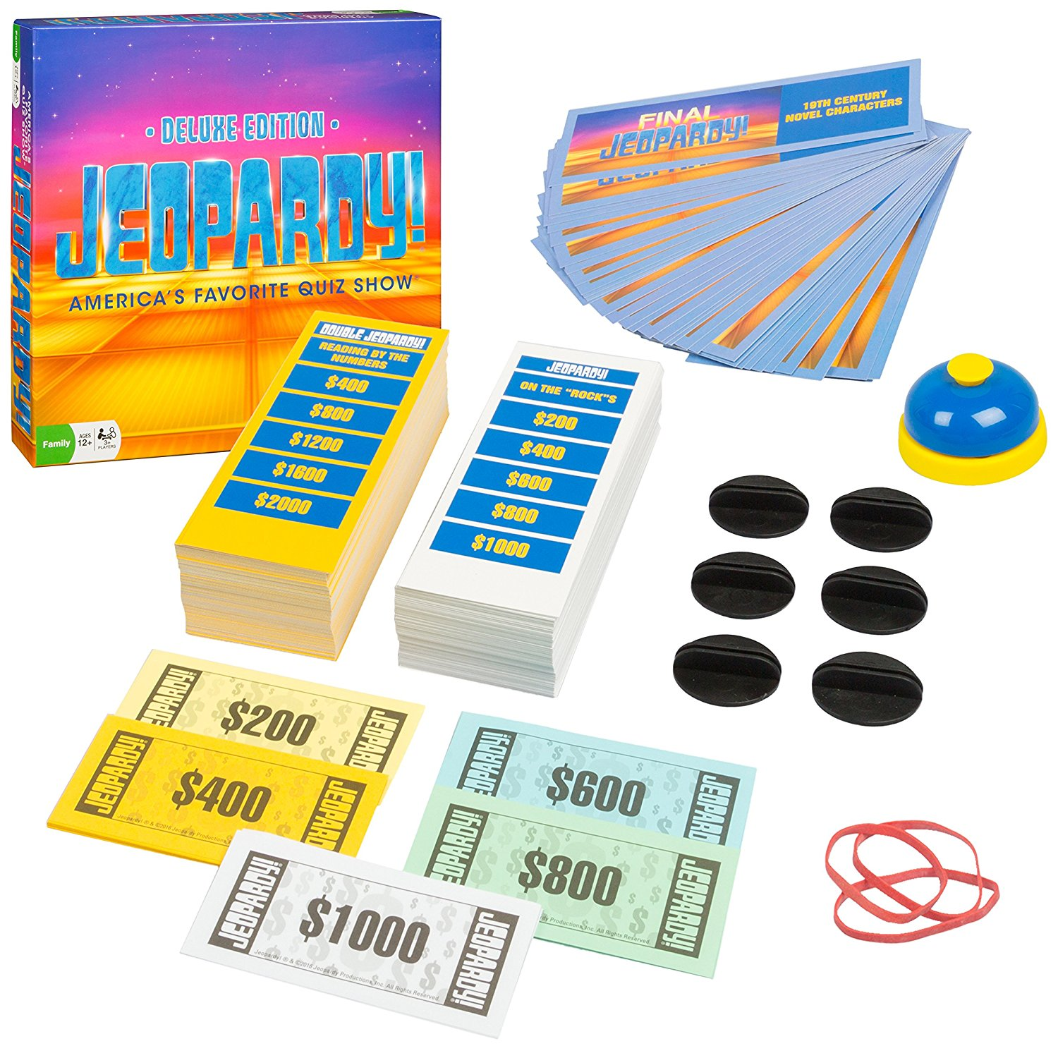 Clever Jeopardy Categories: The Best Trivia Board Games For Parties