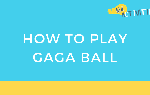 how to play gaga ball