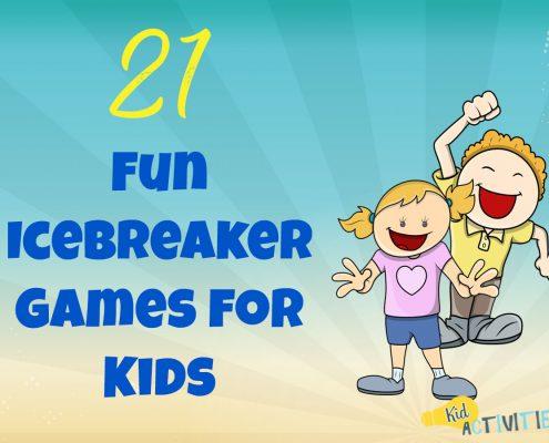 fun icebreaker games for kids