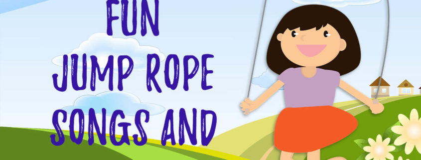 jump rope songs and games