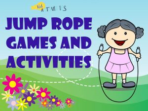 jump rope games and activities