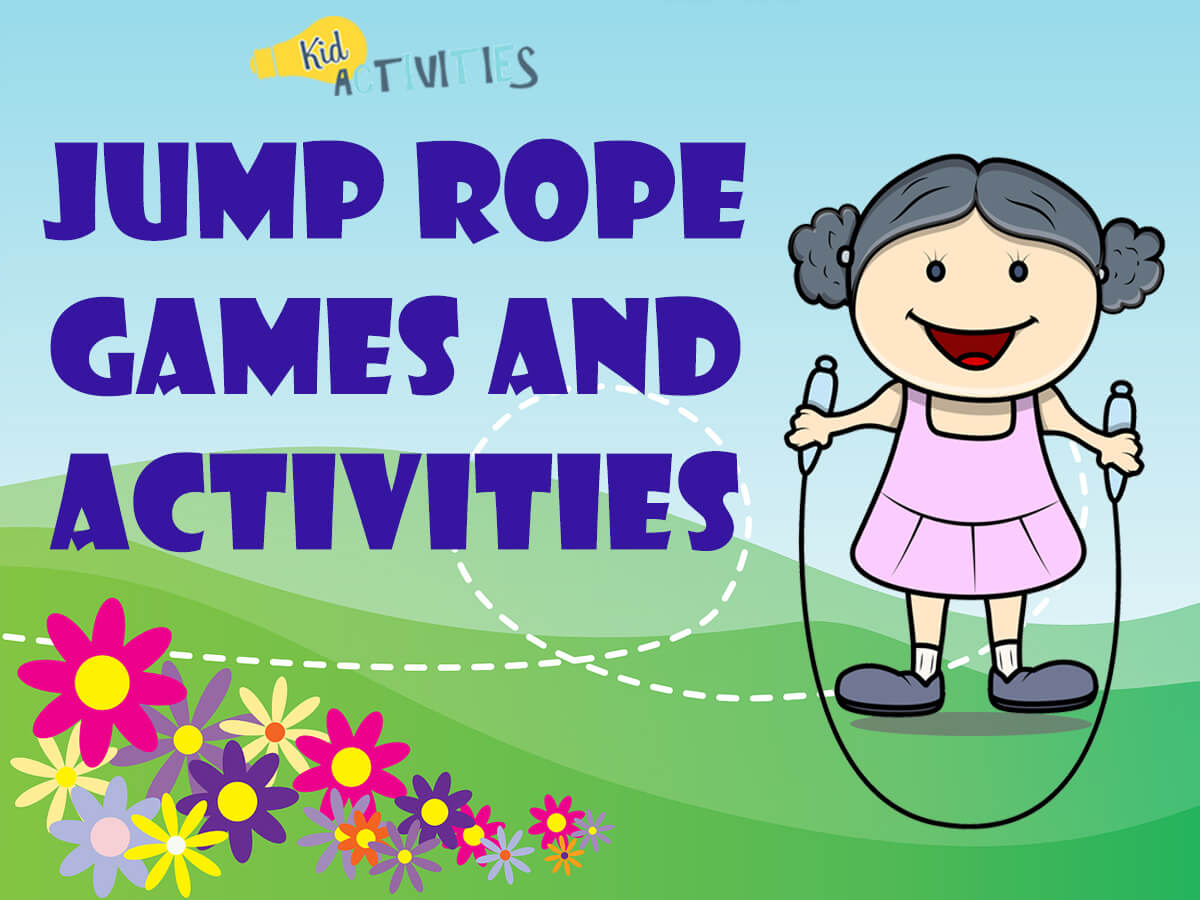 Old fashioned jump rope rhymes 22