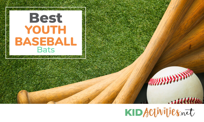 The best youth baseball bats