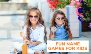 A collection of fun name games for kids. Great icebreaker games.