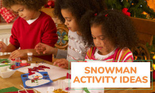 A collection of snowman activity ideas.
