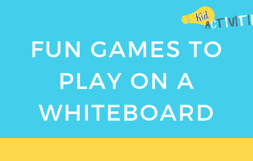 fun games to play on a whiteboard