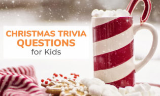 A collection of Christmas trivia questions for kids. See if kids can answer these trivia questions about their favorite holiday.