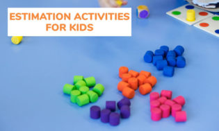 A collection of estimation activities for kids.