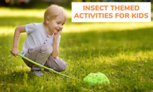 A collection of infected themed activities for kids.