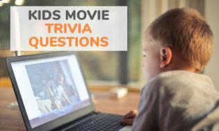 A collection of kids movie trivia questions. Test kids movie memory with these fun trivia questions.