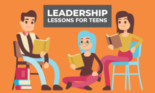 A collection of leadership lessons for middle school students.