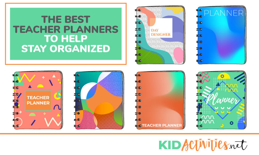 a collection of the best teacher planners to help you stay organized.