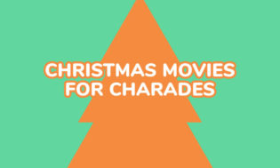 A collection of Christmas movie ideas for playing charades.