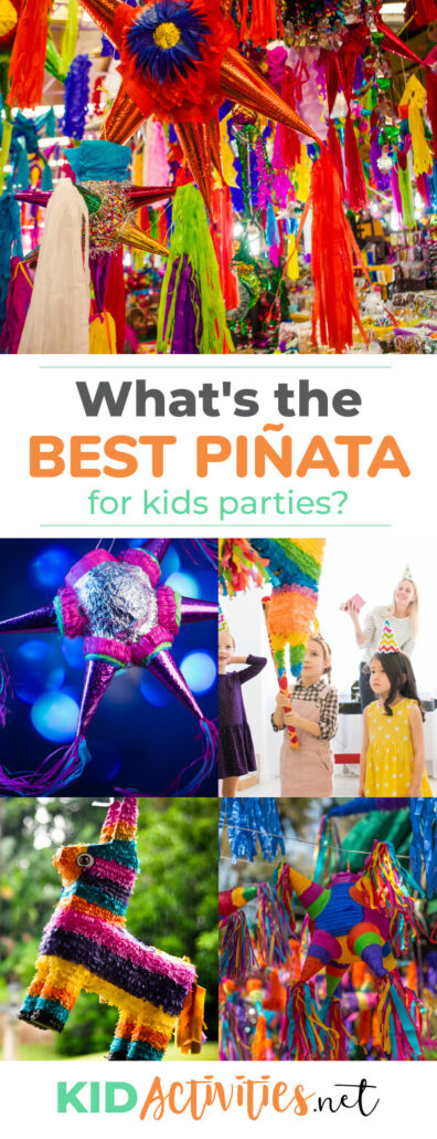 What is the best piñata's for parties? Check out these 5 stunning piñata's.