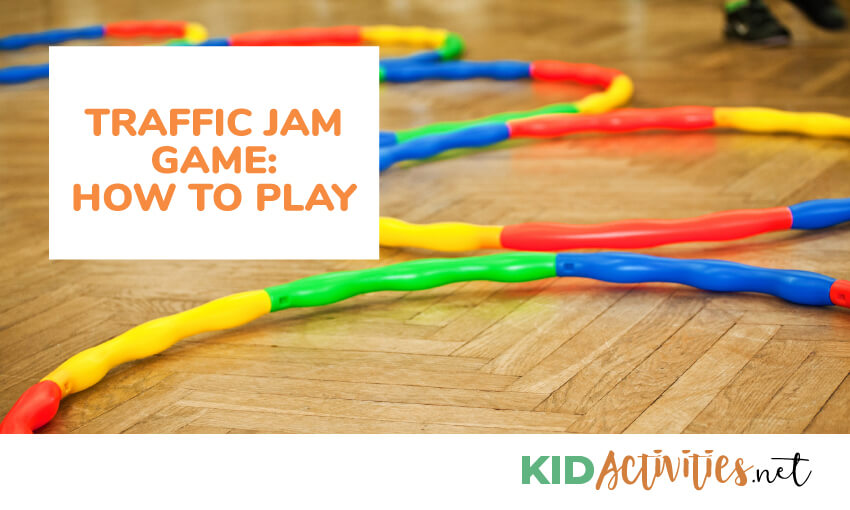 Learn how to play the game traffic jam.