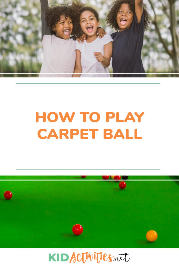Learn how to play the game carpet ball. Get detailed game rules and instructions for this fun game that can be enjoyed by people of all ages.